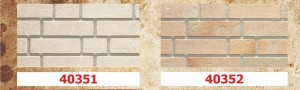 Płytki klinkierowe na wzór ręcznie formowanych