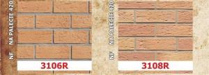 Cegły rustykalne