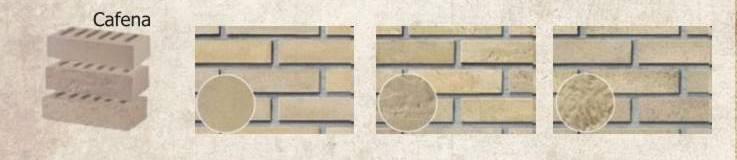 Cegły klinkierowe MELANŻ