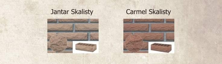 Cegły klinkierowe PEJZAŻ